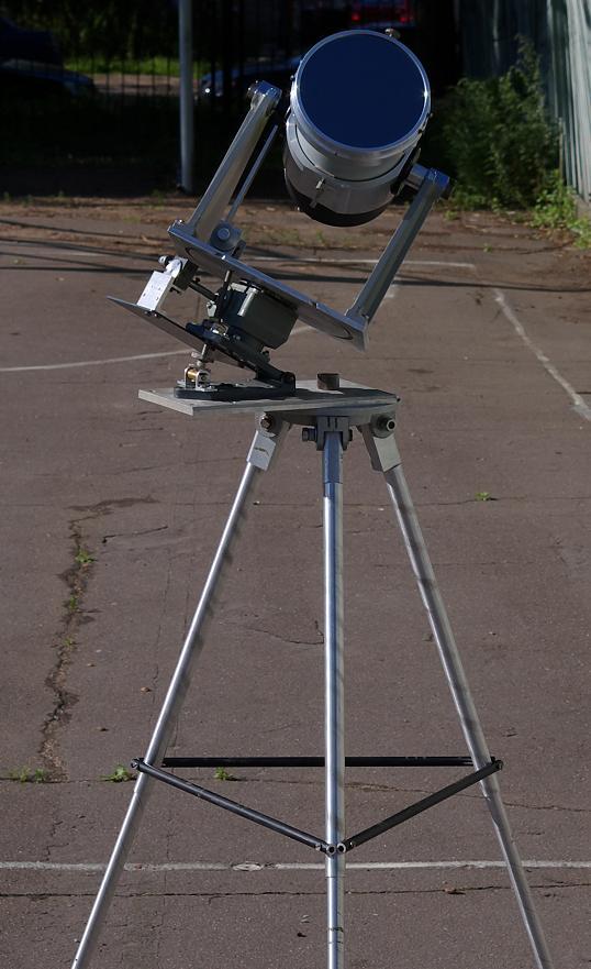 Светофильтр для телескопа своими руками 61